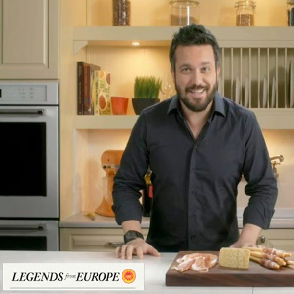 Legends From EuropeFabio Viviani