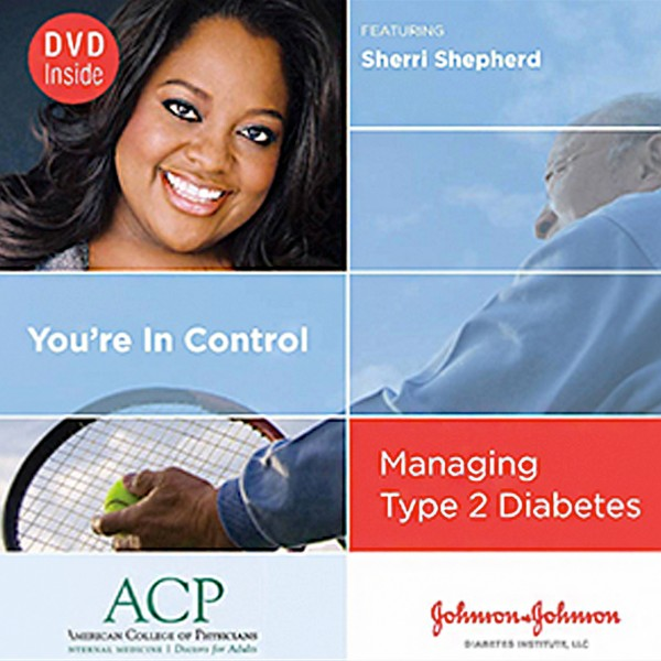 Johnson & Johnson Sherri Shepherd