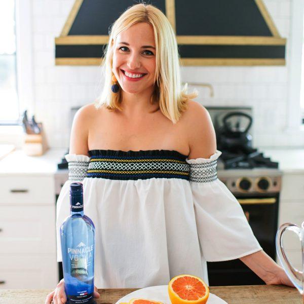 Pinnacle Vodka Chassity Evans